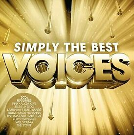 SIMPLY THE BEST VOICES:
