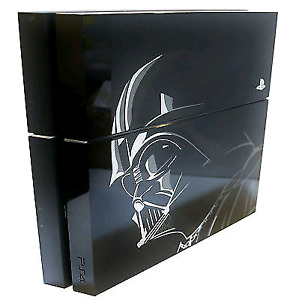 Limited edition Darth Vader ps4