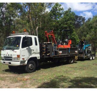 Tafolo Group Pty Ltd Earthmoving  4T Combo ,Tipper Hire