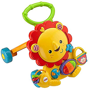 Lion trotteur musical FISHER-PRICE