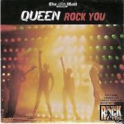 Queen CD Promo