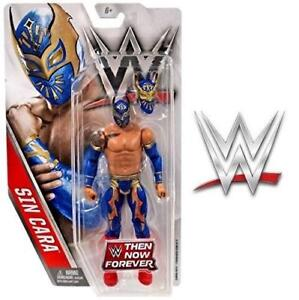 NEW WWE SIN CARA ACTION FIGURE - 134124202 - WRESTLING 2016 THEN NOW FOREVER Toys Games Action Toy Figures