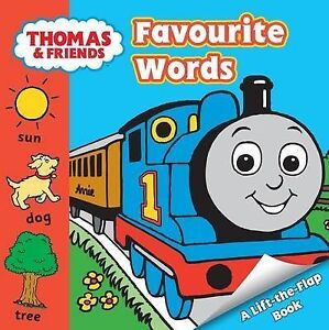 Thomas amp Friends First Words  Very Good Book - Consett, United Kingdom - Thomas amp Friends First Words  Very Good Book - Consett, United Kingdom