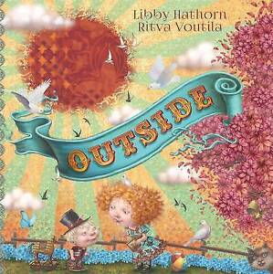 Outside, New, Hathorn, Libby Book