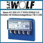DiSEqC Schalter 4 2