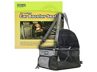 Dog Car Seat - PupBoost - Adjustable Easy-Attach Car Seat for Dog Safety - for a small dog or pup