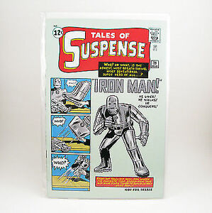 Tales of Suspense #39 Reprint Iron Man First Appearance Marvel
