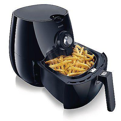 Knusprige Pommes zauberst Du im Air Fryer.
