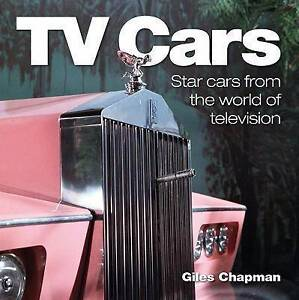 TV Cars : Star cars from the world of television 9780857330871 Hazelbrook Blue Mountains Preview