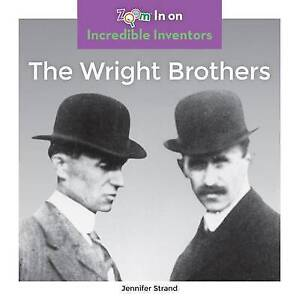 The Wright Brothers by Strand, Jennifer 9781680792324 -Hcover