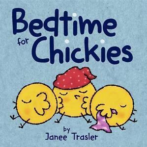 Bedtime for Chickies von Janee Trasler (2014, Gebunden)