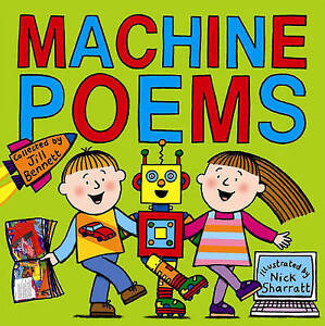 Machine Poems by Jill Bennett (Paperback, 2007)