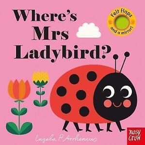 WHERE'S MRS LADYBIRD / INGELA ARRHENIUS9780857637628
