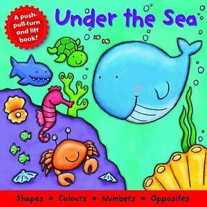"""VERY GOOD"" Under the Sea (Board Book Deluxe), Igloo Publications, Book"
