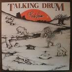 LP gebruikt - Talking Drum - Red Sun