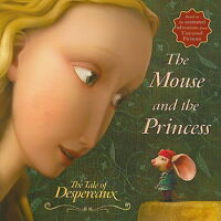 Bulk Lot Children's Books -The Mouse and the Princess ($0.20 ea)