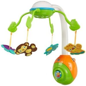 Brand New Soothing Safari Mobile by Bright Starts – Only $10!