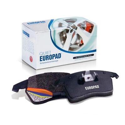 EUROPAD BRAKE PAD FRONT DB2195 FOR BMW 320i COUPE SEDAN E90 E91 E92 03/07 - 2012