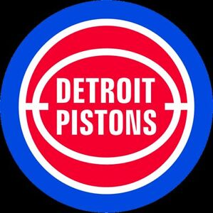 Detroit Pistons 2016-17 Season Plan Tickets- Section 106 Row G Sarnia Sarnia Area image 1