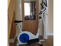 Reebok Pure 2 in 1 Cycle x Trainer, (Exercise Bike & Cross Trainer)