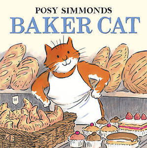 """VERY GOOD"" Simmonds, Posy, Baker Cat, Book"