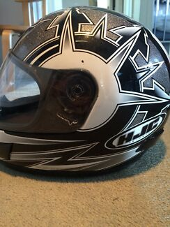 HJC Motorcycle Helmet Small