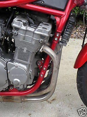 Suzuki Bandit GSF600 Stainless Steel Frame & Engine Mount Bolt Kit