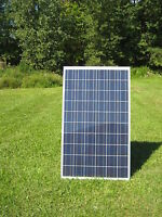 235W Solar panel module photovoltaic BLOW OUT!