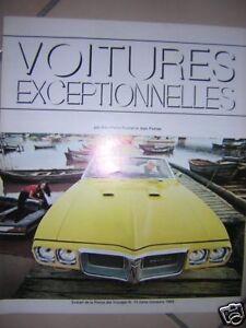 Catalogue PONTIAC FIREBIRD 1969 GM FRANCE - France - État : Neuf: Objet neuf et intact, n'ayant jamais servi, non ouvert. Consulter l'annonce du vendeur pour avoir plus de détails. ... - France