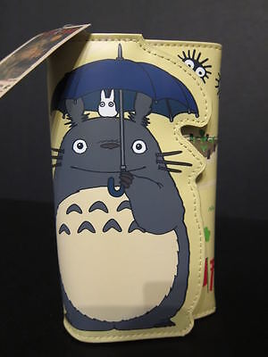 Studio Ghibli My Neighbor Totoro Long Wallet Purse #D on Rummage