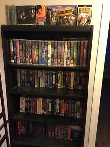 Approximately 1100 VHS movies for sale. Prince George British Columbia image 2