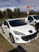 2010 Peugeot 308 hdi. Over 1000km on a tank of fuel Hammond Park Cockburn Area Preview