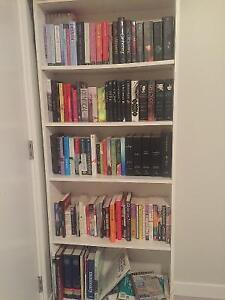 All sorts of books, just inquire