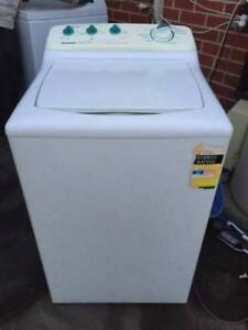 tiny great working 4.5 kg nec top washing machine , can delivery Mont Albert Whitehorse Area Preview