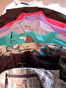 Linge gr. Small et extra Small le tout 10.00