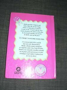 Livre d'histoire:Barbie ¨Un projet scolaire hors pair¨ (Grolier) West Island Greater Montréal image 3