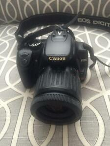 Canon EOS Rebel XTi ( 400D ). Very good condition