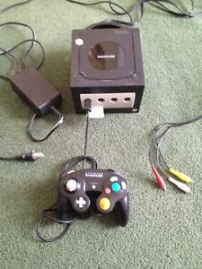Nintendo Game Cube - All Hook Ups - One Controller