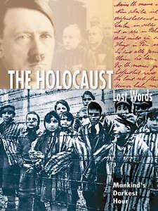 The Holocaust (Lost Words Series), TickTock Books