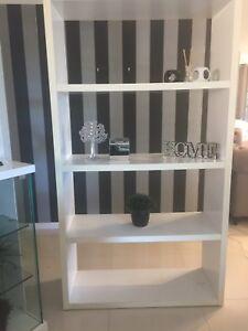 Book shelf, divider , shelf Raby Campbelltown Area Preview