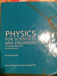 Physics for scientists and engineers Randall D. Knight