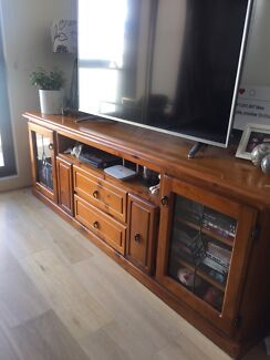 Entertainment unit, dining table and coffee table