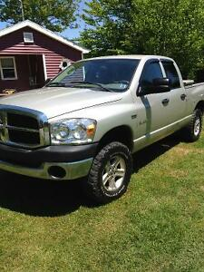 2008 Dodge Power Ram 1500 Pickup Truck
