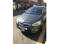 2011 Vauxhall Astra Estate (new shape) TAXI - GEDLING HACKNEY 1.7 CDTI - LOW MILES