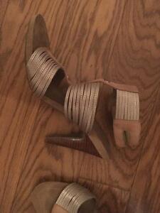 Vintage Nine Weat strappy sandal