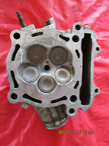 2003 yzf 450 complete head