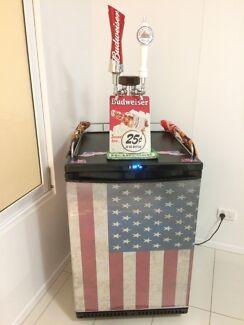 Bar fridge (kegerator)