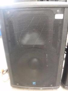 Yorkville Powered Speaker. We Buy and Sell Used Pro Audio Equipment. 113940