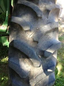 13.6 - 28 and 18.4 - 38 tractor tires Strathcona County Edmonton Area image 6