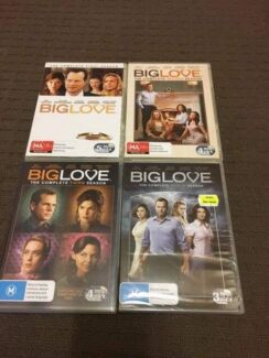 Big love seasons 1-4